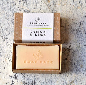 Soap daze Lemon & Lime Soap