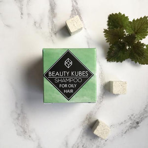 Shampoo Cubes Oily Beauty Kubes