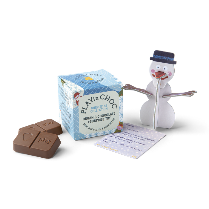 ToyChoc Box Christmas Collection - PLAYin CHOC
