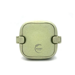 Huski Home Rice Husk Lunch Box Pistachio