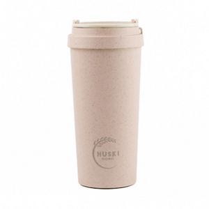 Rose Rice Husk Coffee Cup 500 ml Huski Home