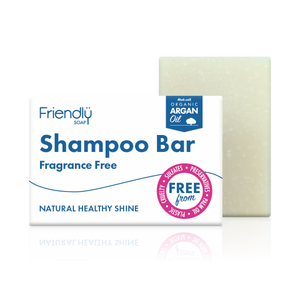 Fragrance Free Shampoo Bar Friendly Soap