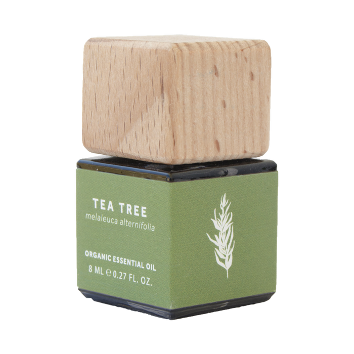 Organic Tea Tree Essential Oil (8ml) - Bio Scents