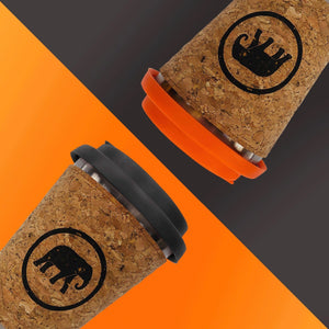 To-Go Coffee Cup Elephant Box