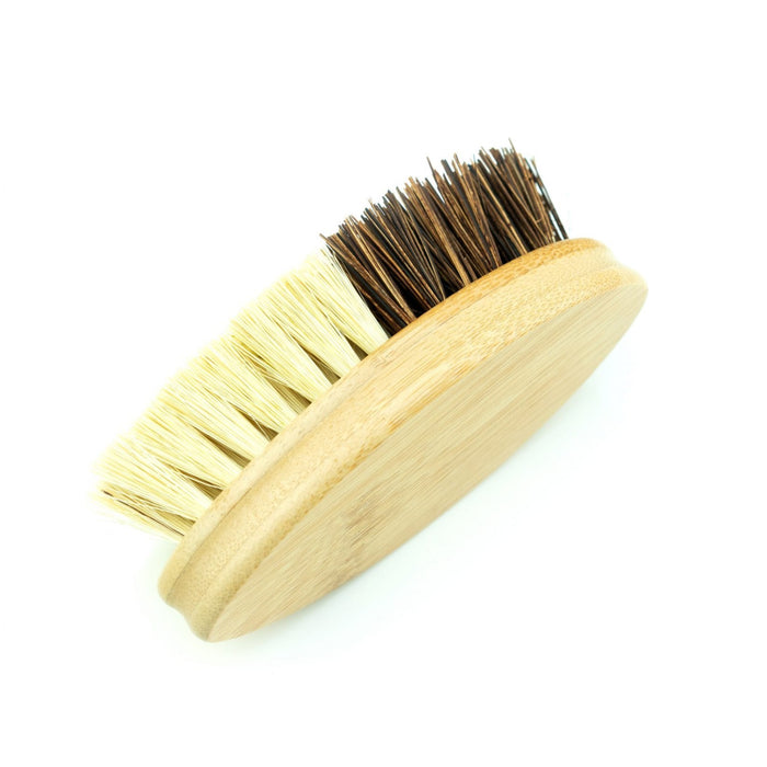 Bamboo Vegetable / Cleaning Brush - The Good Dot