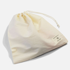 Organic Cotton Produce Bags 3 Pack Zero Waste Club