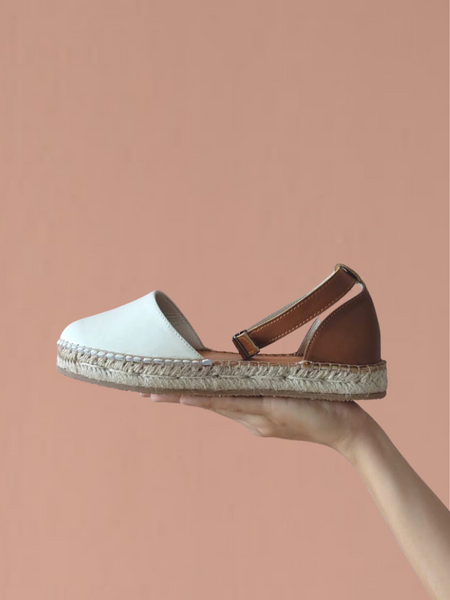 [MADE-TO-ORDER] Ankle Strap Espadrilles