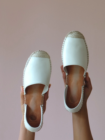 [MADE-TO-ORDER] D'Orsay Espadrilles