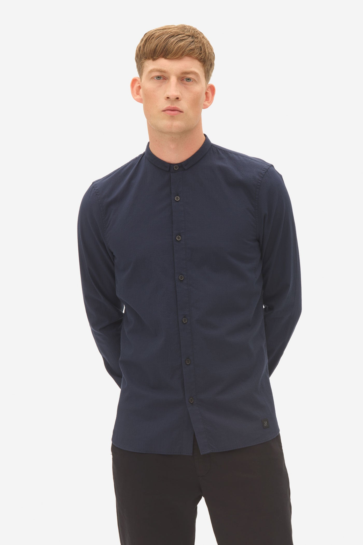 Ripstop Signature Collar Shirt sky captain