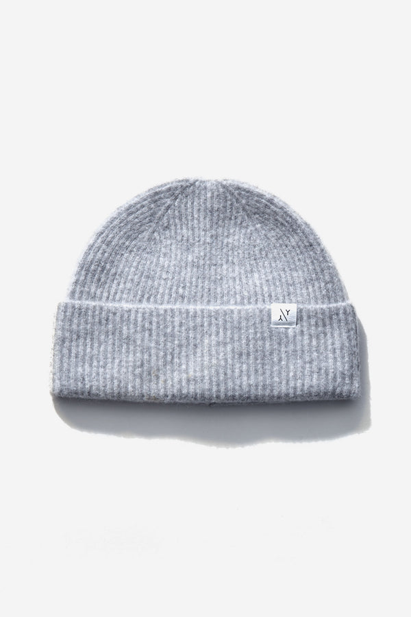 Cosy Beanie  light grey
