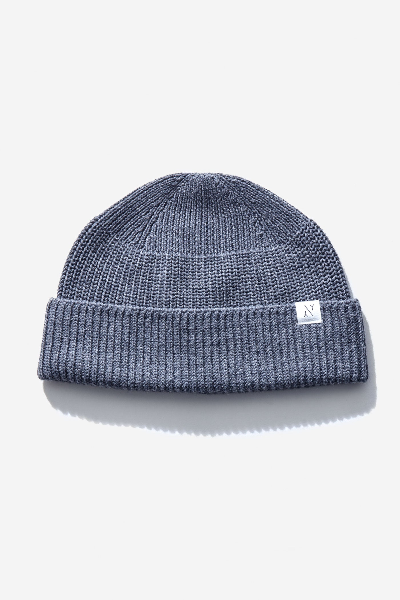 Structure Mix Beanie grey melange