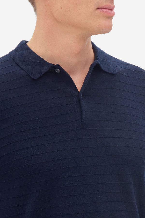 NAB1206D2 knitted polo