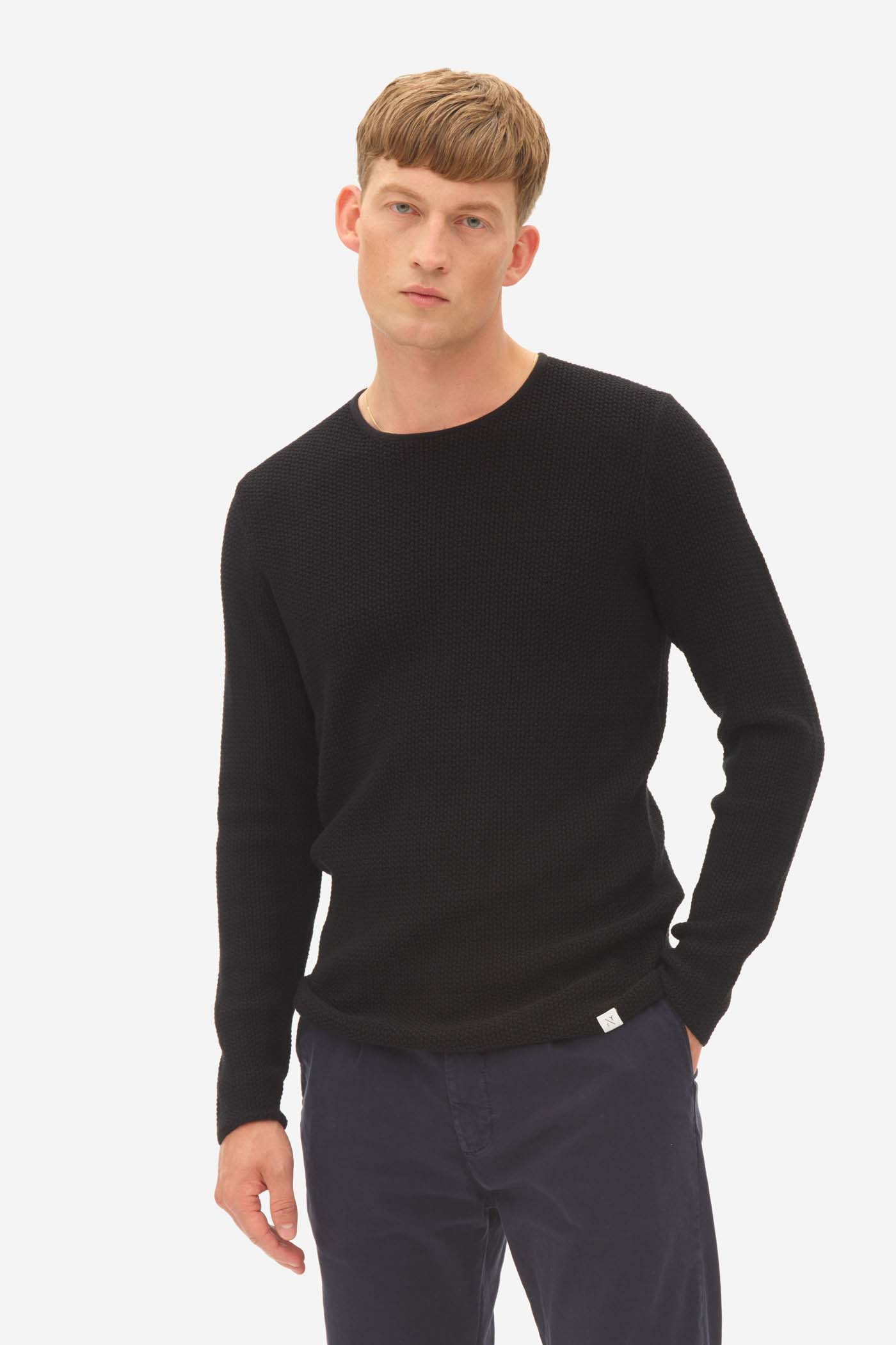 NOS 008 RH structure Pullover
