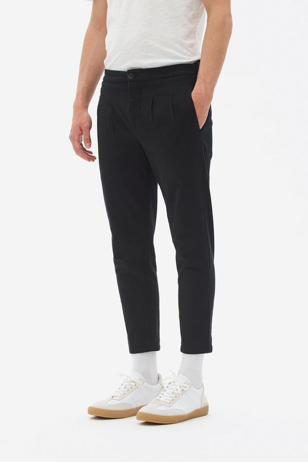 Elastic Pleat Pants phantom