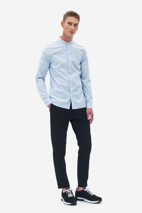 Grandad Slim Fit medival blue