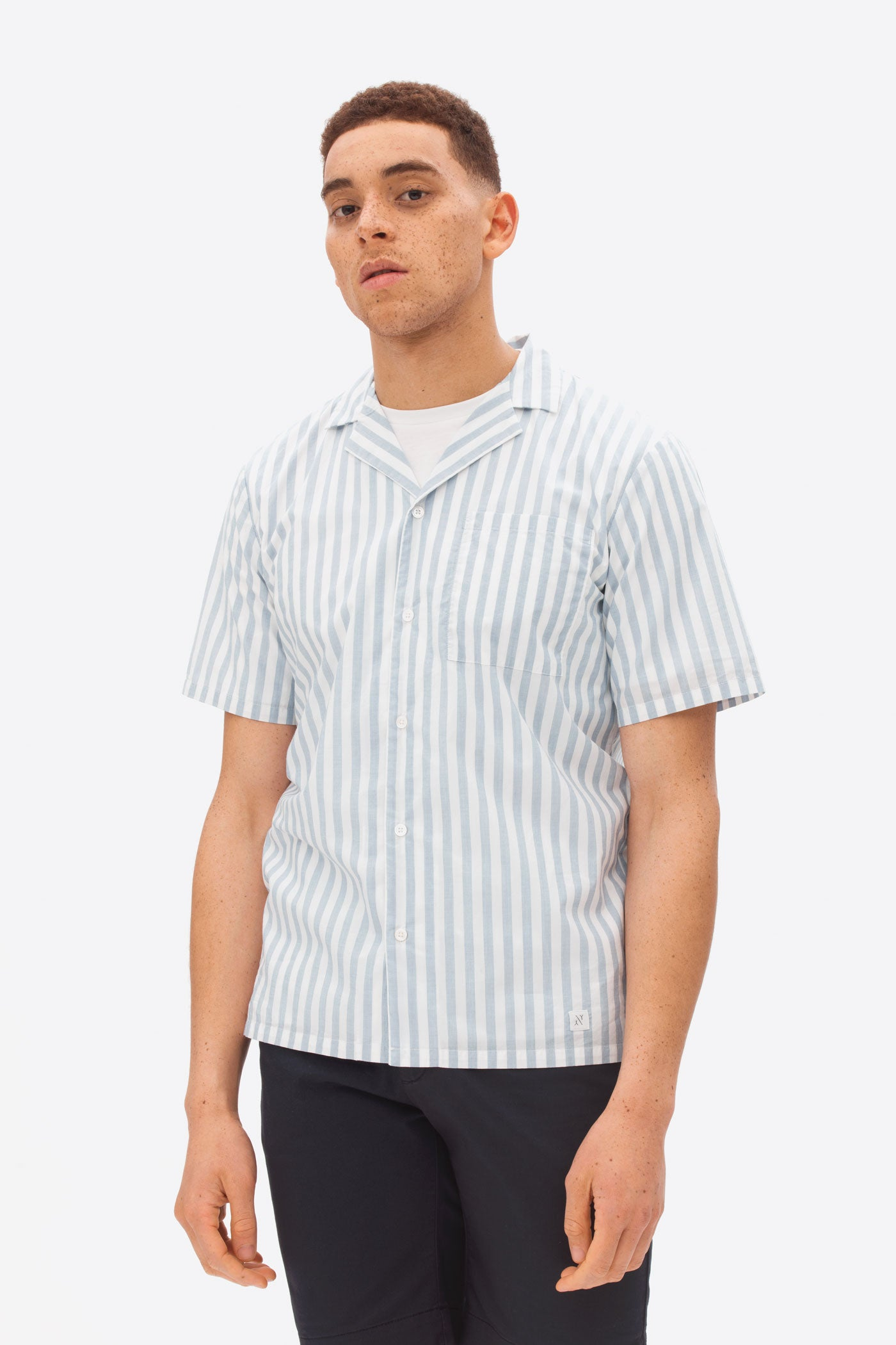 Camp Collar Shirt river side