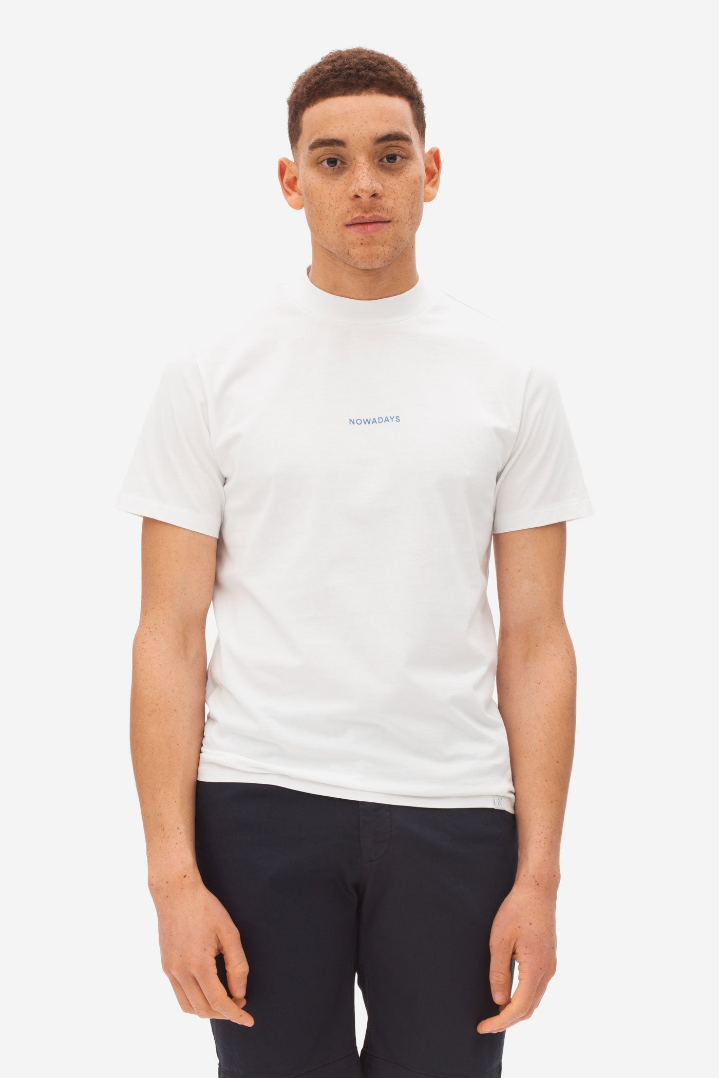 Printed logo T-Shirt bright white