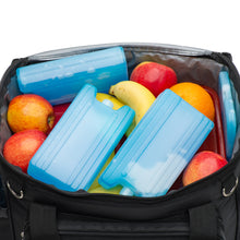 Load image into Gallery viewer, Large Thick Ice Pack for Cooler Bags (3 Pack): Keep Food and Beverages Cold for hours. Reusable, Long-Lasting, Safe Freezer for Lunch Bags.