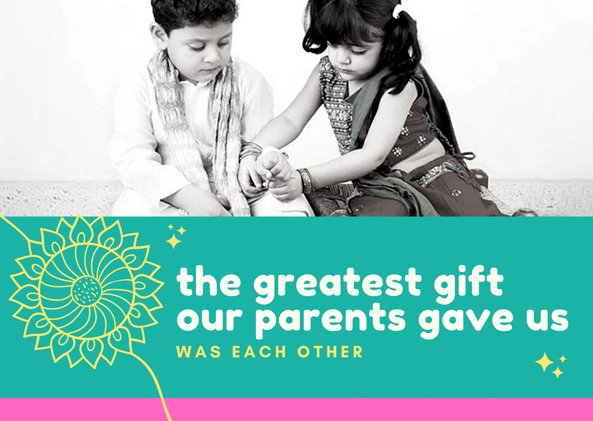 A Rakhi Gift Guide For Kids at Home