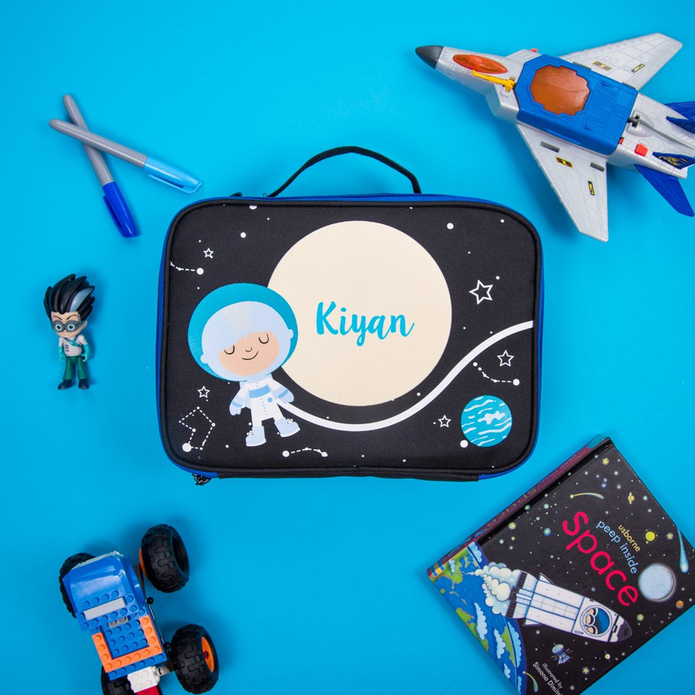 Stardust & Space Travels Bag - Ellybean Designs India