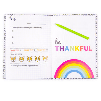 Gratitude Journal - Ellybean Designs India