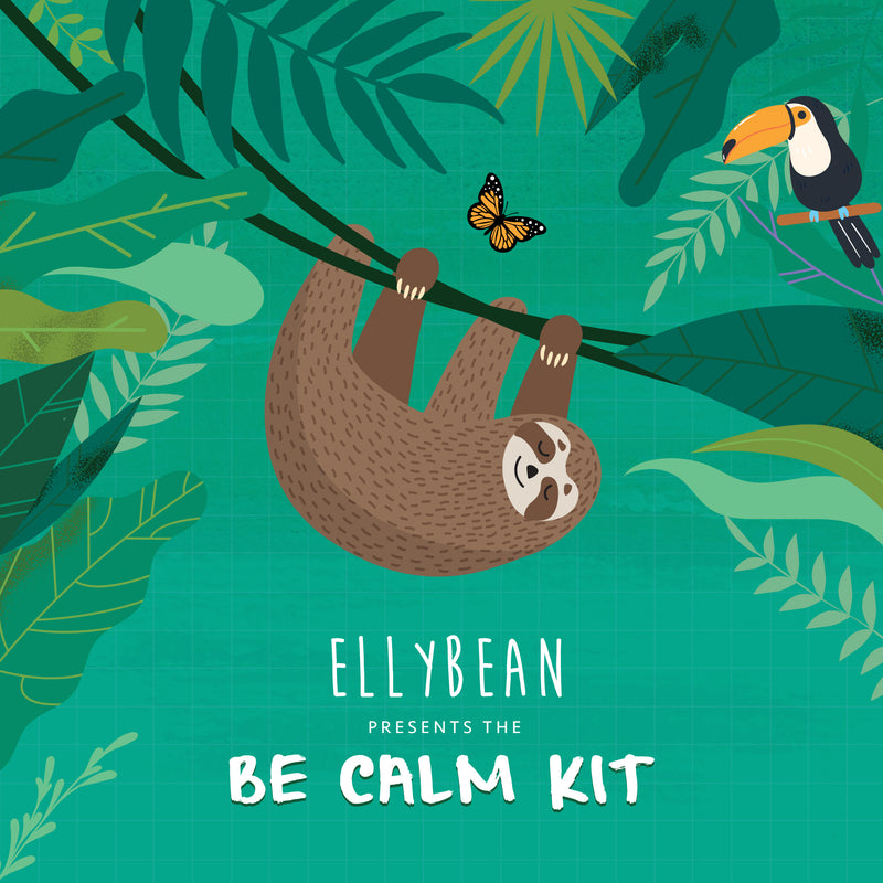 Be Calm Kit - Ellybean Designs India
