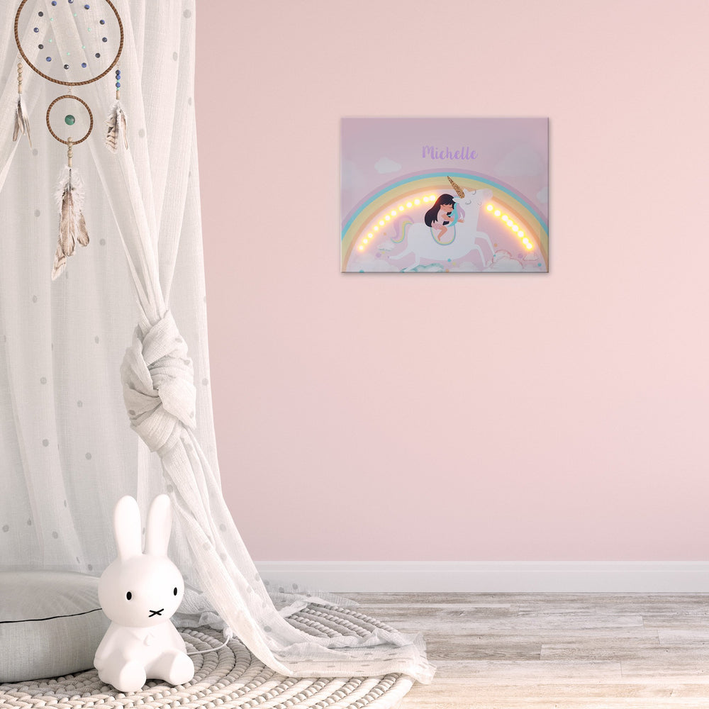 Unicorns & Rainbows - Ellybean Designs India