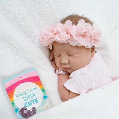 A Star is Born: Baby Milestone Cards - Ellybean Designs India