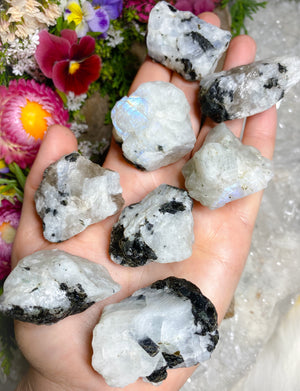 Moonstone Raw Crystal