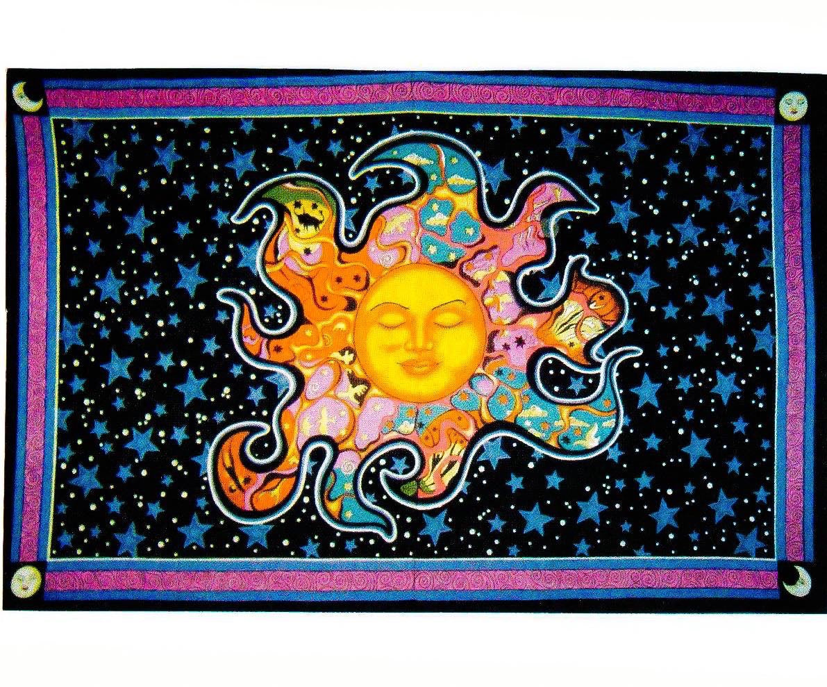 Cosmos Cotton Altar Cloth