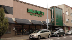 Brenners Furniture Harvest Green Mattress Experience Partner