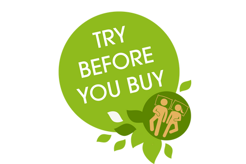 Harvest Try Before You Buy Logo