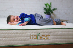 Harvest Joey on an original harvest mattress