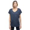 Tee shirt en coton Bio ASANA VEGETAL ABYSSE Yoga Feel Green