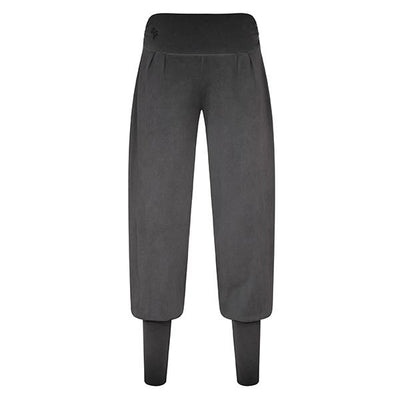 Pantalon de Yoga Bio DAKINI OFF BLACK Urban Goddess