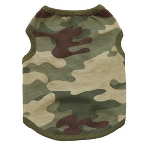 Summer Camouflage T-shirt