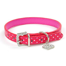 Load image into Gallery viewer, Dog Collars Polka