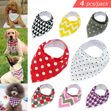 Load image into Gallery viewer, Dog Bandana Bandanas