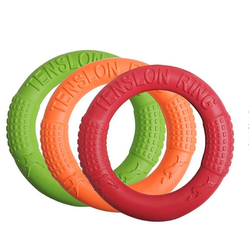 Dog EVA Flying Discs