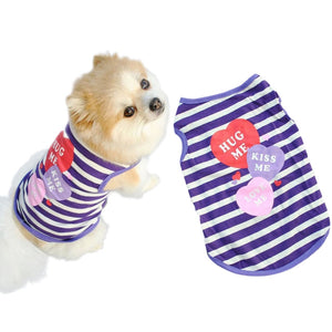Spring/Summer Dog T-shirt