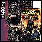 2001 MANIACS SPECIAL #1 Robert Englund Signed Edition