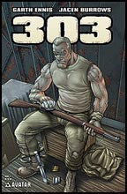 Garth Ennis' 303 #4 - Digital Copy