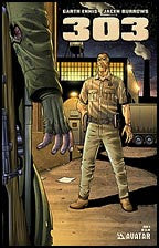 Garth Ennis' 303 #5 - Digital Copy