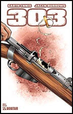 Garth Ennis' 303 #6 - Digital Copy