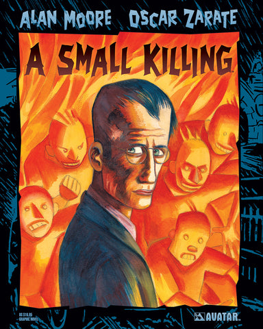 Alan Moore A SMALL KILLING GN