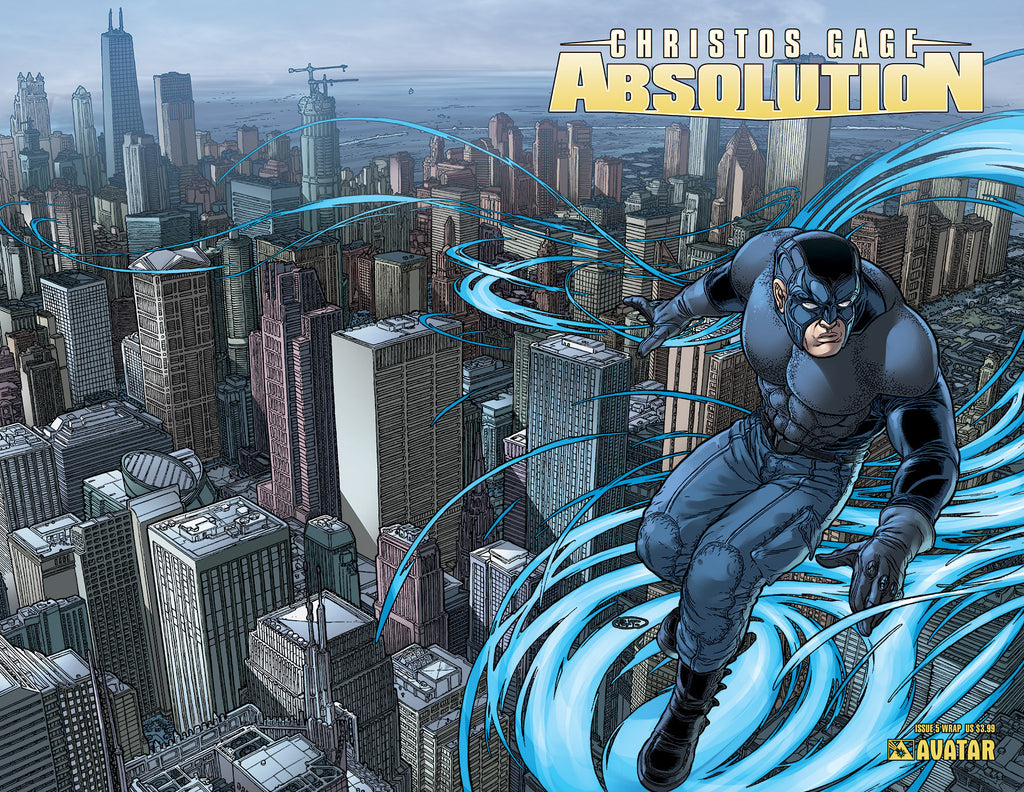 ABSOLUTION #5 Wraparound
