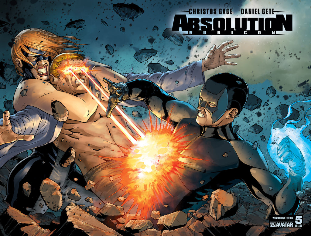 ABSOLUTION: RUBICON #5 WRAPAROUND COVER