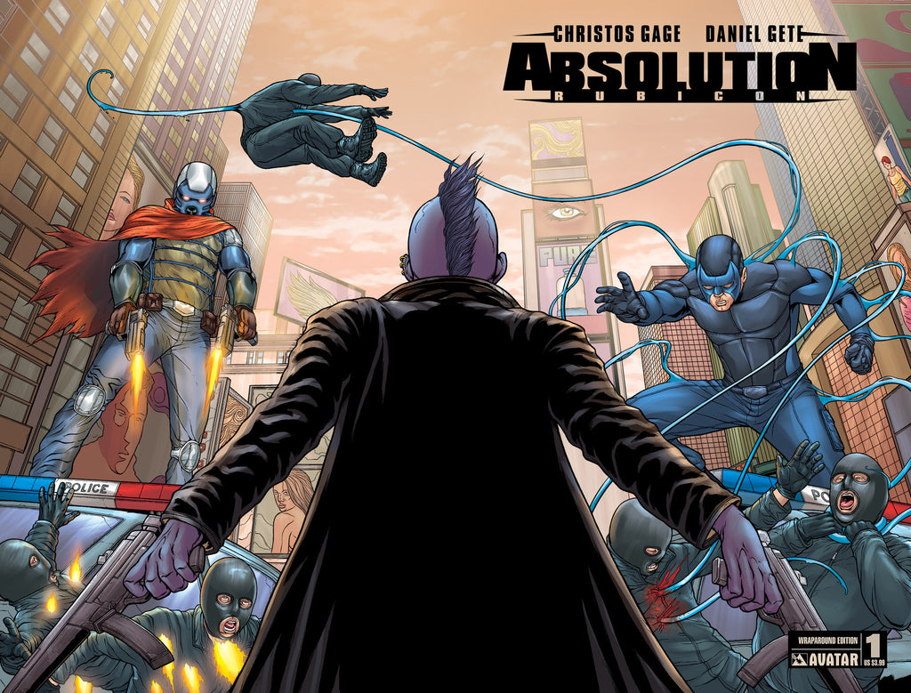 ABSOLUTION: RUBICON #1 WRAPAROUND COVER
