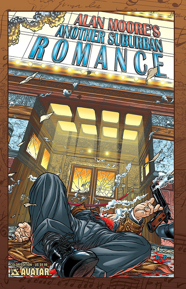 Alan Moore's Another Suburban Romance GN - Digital Copy