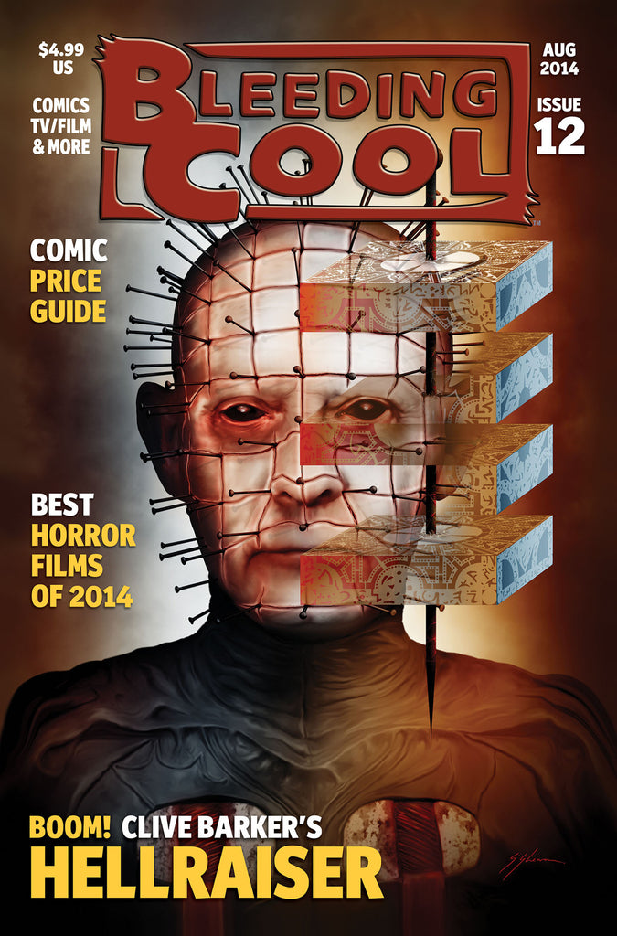 BLEEDING COOL MAGAZINE #12
